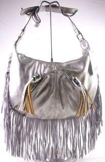 kathy van zeeland metallic in Handbags & Purses