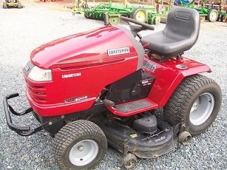 craftsman tractor in Riding Mowers