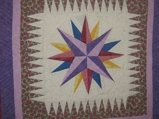 Spring Burst Wallhanging Quilt   Quilt Pattern   Quick & Beginner