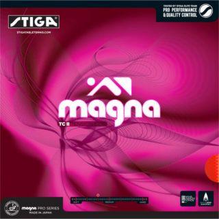 Stiga Magna TC II TS II Rubber Tension Table Tennis