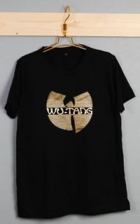 Wu Tang Clan Gold Method Man Hip Hop Rapper T Shirt XL