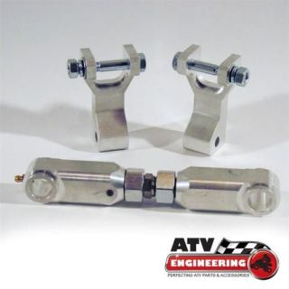 YAMAHA RAPTOR 700 700r ATV FRONT and REAR LOWERING KIT