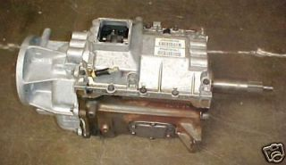 Dodge NV4500D Rebuilt Transmission