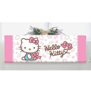 Genuine Hello Kitty Indoor Wall Mounted Air Conditioner Dust Cover #1