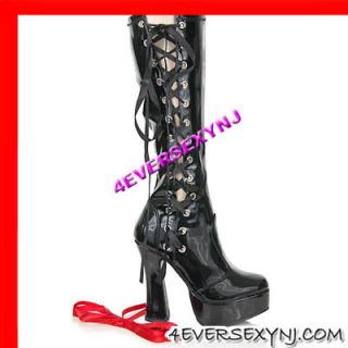lace up ribbon heels in Clothing,
