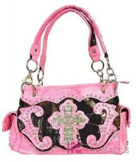 cross bling purses in Handbags & Purses