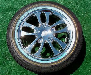 215 70r15 Vogue Tyre Whitewall W Gold Tire Time