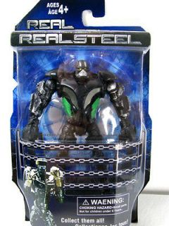 New Real Steel figures Twin Cities Midas ( Zeus ) Noisy Boy Atom Free