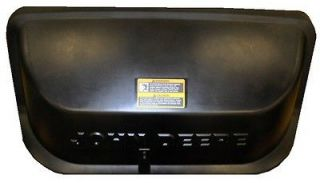 John Deere 7 Bushel Bagger Hopper Top GT GX LX LT X AM121573 NEW OEM