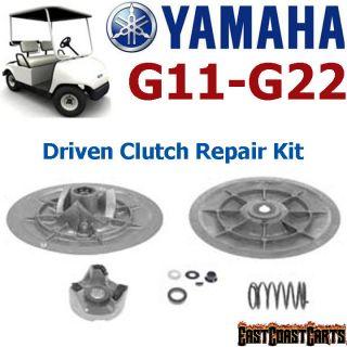 Golf cart high performance comet duster drive clutch 1 for Yamaha golf cart repair near me