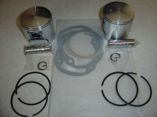 Rotax 503 piston & gasket kit ultralight aircraft engine Oversize