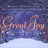 Great Joy A Gospel Christmas by Michael McElroy CD, Oct 2003, Image