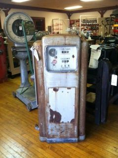 Gas Pump Original 100B WAYNE HONEST MEASURE