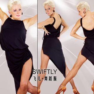 NEW Latin salsa tango Ballroom Dance Dress #D026