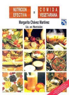 Comida Vegetariana by Margarita Chavez Martinez 2002, Paperback
