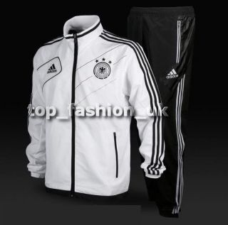 GERMANY tracksuit ADIDAS brand new 2012  Deutschland  trainingsanzug