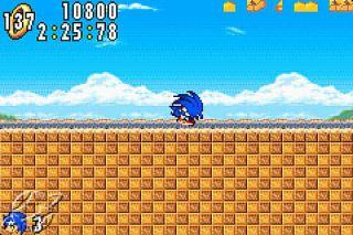 Sonic Advance Nintendo Game Boy Advance, 2001