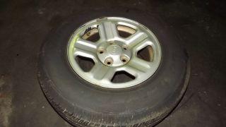 07 08 09 10 Jeep Wrangler spare wheel and tire 16 in rim