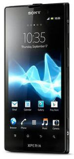 New Sony XPERIA Ion LT28h Quad 12MP HSPDA GPS 16GB Black Phone