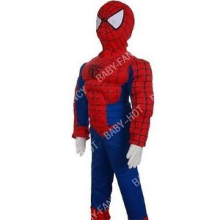 spiderman costume 4t