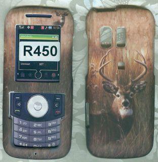 buck deer wild rubberized Samsung SCH R451c (TracFone)Straight Talk