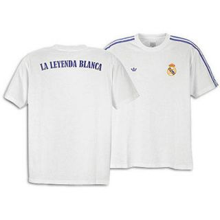 Originals Real Madrid Soccer Team of Spain Mens Tee Shirt NEW M