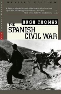 The Spanish Civil War by Hugh Thomas 2001, Paperback, Revised