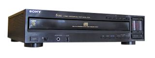 Sony CDP C505 CD Changer