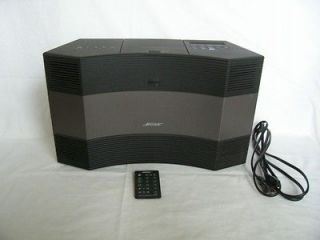 BOSE ACOUSTIC WAVE MUSIC SYSTEM CD 3000 AM/FM RADIO GREAT CONDITION