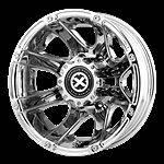 16 Inch Chrome Wheels Rims Dodge RAM 3500 Chevy Silverado Ford F350