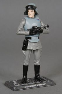 Star Wars General Veers action figure, TSC Saga Collection #007 Hasbro