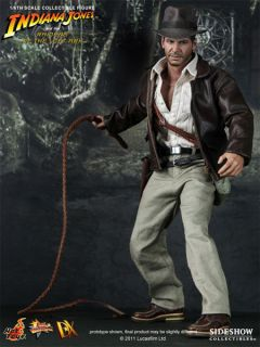 Indiana Jones Raiders of the Lost Ark Hot Toys 12 Figure Sideshow