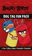 Newly listed Angry Birds Dog Tag Fun Pack Series 1. Great Party Favors