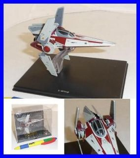 Metal LEAD Model V WING Star Wars SERIE 2 DE AGOSTINI MINT
