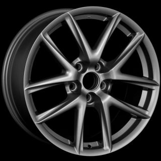 19 LFA STYLE STAGGERED WHEELS 5X114.3 RIM FITS LEXUS IS250 IS350 2006