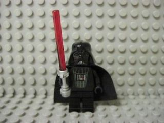 Lego Star Wars Minifigs Minifigures Figures Darth Vader 6211