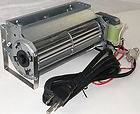 CFM Fireplace Blower Fan Wood Gas Insert Replacement Squirrel Cage Kit