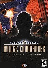 Star Trek Bridge Commander PC, 2002