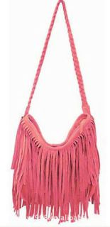 crossbody fringe bag in Handbags & Purses