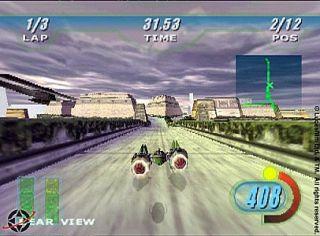 Star Wars Episode I Racer Nintendo 64, 1999
