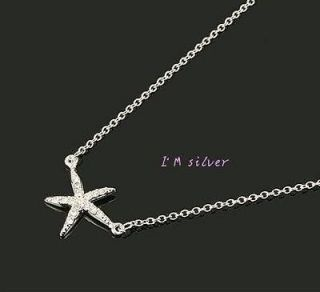 starfish necklace in Necklaces & Pendants