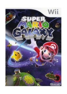Super Mario Galaxy Nintendo Wii, 2007