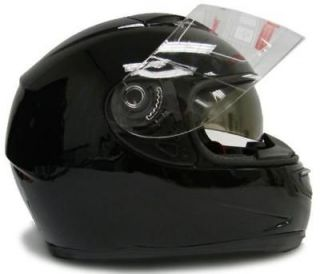 FULL FACE DUAL VISOR MOTORCYCLE SMOKE SUN SHIELD HELMET S,M,L,XL,XXL