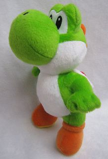 SUPER MARIO BROS YOSHI CUTE PLUSH DOLL FIGURE 8