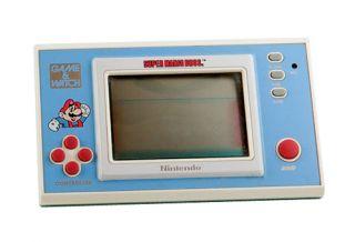 Super Mario Bros. Game Watch, 1988