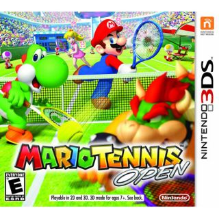 MARIO TENNIS OPEN NEW & FACTORY SEALED NINTENDO 3DS