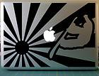 SNOWBOARD SUN Vinyl Decal for Macbook 13 apple Mac Air skin sticker