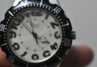 Swatch Irony Aluminium Swiss wrist watch , metal strap quartz working