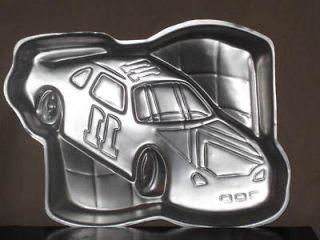 Wilton Race Car Cake Pan number 11 GUC 1997