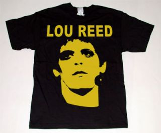 lou reed t shirts